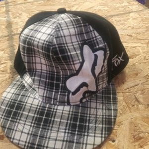 Fox racing Fitted hat 6 3/4